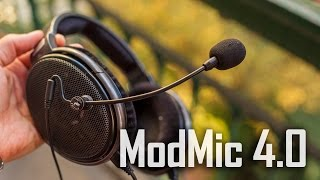 modmic 4 0 review   best gaming microphone