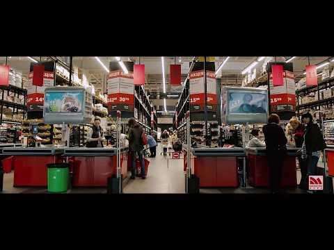 Modern-Expo Shop Equipment (Supermarket And Hypermarket Format)