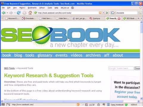 SEO Keyword Research Basics