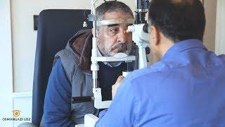 Dikişsiz Göz Tansiyonu Ameliyatı: GATT - Hasan Bey