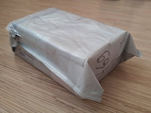 ШОК Посылка из Китая открыл посылку Алиэкспресс и не увидел товар