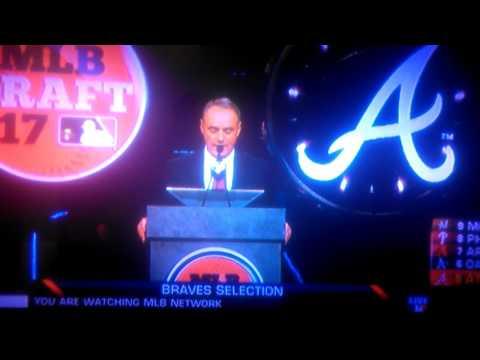 Atlanta Braves select Kyle Wright