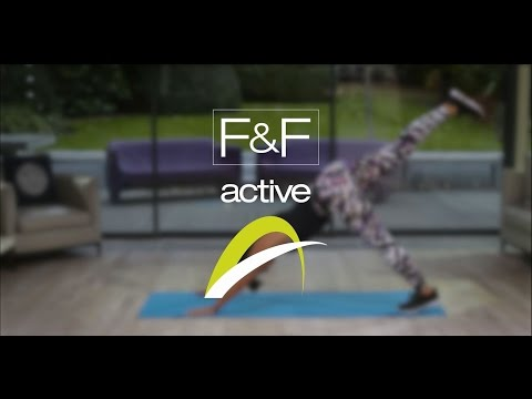 Home Workouts with Davina McCall | F&F Active