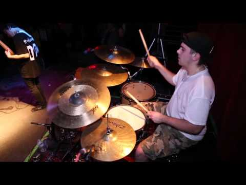 Reflections - Actias Luna [Nick Lona] Drum Video Live [HD]