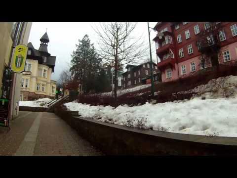 Winetr trip to the Czech Republic. Prague - Trutnov - Janske Lazne.