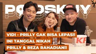 Download lagu PODSKUY : #TakBisaBersama VIDI ALDIANO & PRILLY MALAH MAKIN MESRA!!! | CALON SUAMI IDAMAN PRILLY?!
