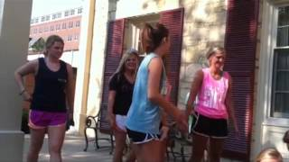 Chi Omega Work Week 2013 Day 1 Thumbnail