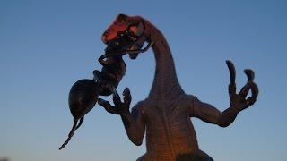 ДИНОЗАВР И ГАЛЛЮЦИНАЦИИ! МУРАВЕЙ И СОРОКОНОЖКА! Мультик про животных и динозавров. Для детей. Мульт