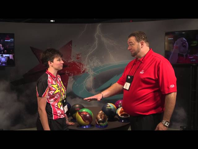 Chris Schlemer and Shannon Pluhowsky Discuss the New Roto Grip Balls