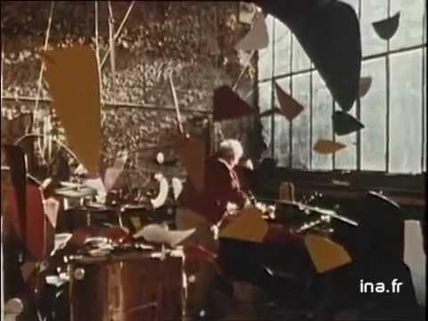 Calder, Miro, Prévert