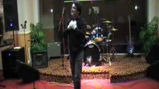 "got Talent? Silent mime ""Who am I?"" feat. Youth Pastor Hanny S."