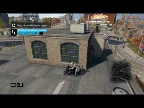 Few Nice Watch Dogs Online Hacking Moments