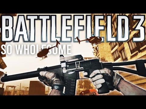 Battlefield 3 Was So Wholesome!