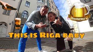 что делать в  Риге, впервые кушаем устрицы, Старая Рига, встреча с YannaBruk