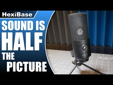 My Microphones & The FiFine T669 (Review) & Others