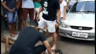 PEDREIRAS: Polícia Militar prende elemento suspeito de vários assaltos.