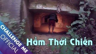 Hầm Bí Ẩn ở Ninh Bình