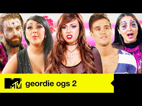Geordie Shore Fashion Through The Ages | Geordie OGs 2