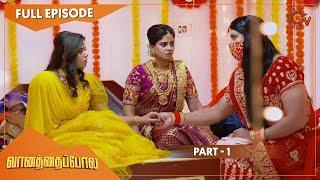 Vanathai Pola - Ep 246 & 247   Part - 1   19 Oct 2021   Sun TV Serial   Tamil Serial