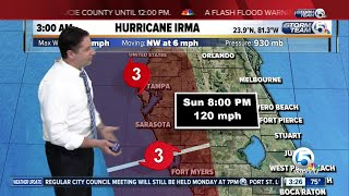 3 a.m. update: Irma returns to Category 4 strength as it closes in on Florida Keys thumbnail