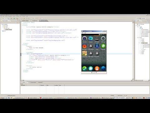 Firefox OS programming tutorial part 2 - Hello World!
