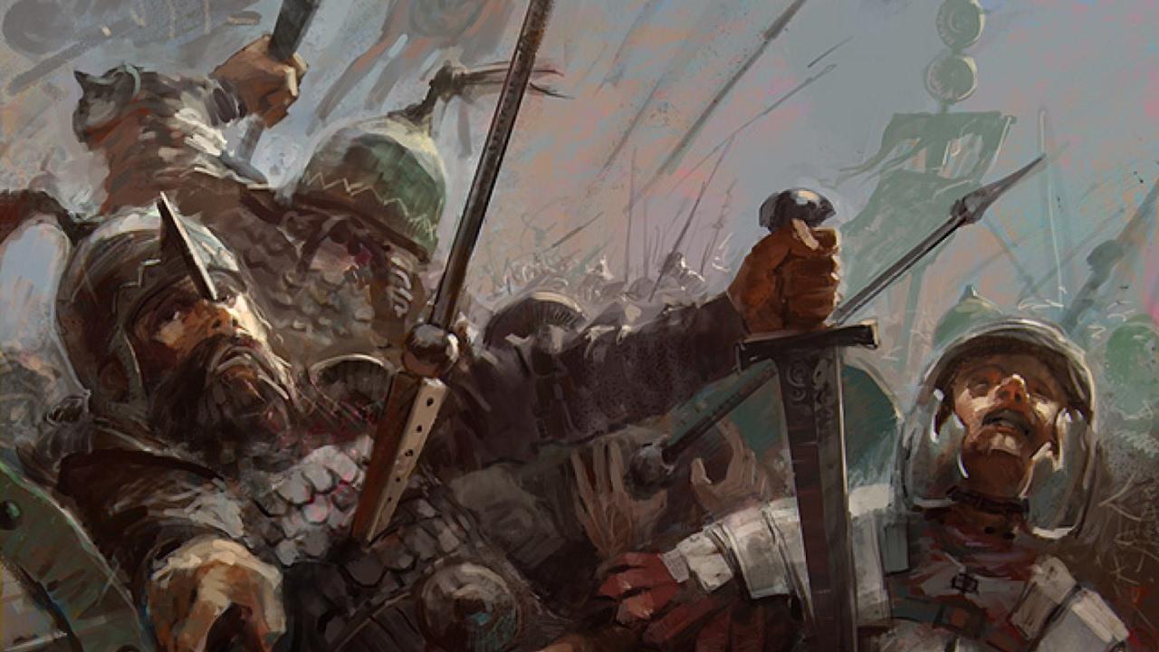 Crusader Kings Ii Multiplayer Der König Des Nordens Youtube