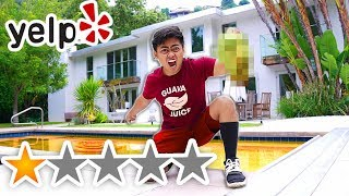 I Went To The Worst Rated Mansion on YELP.. (One Star Reviews)