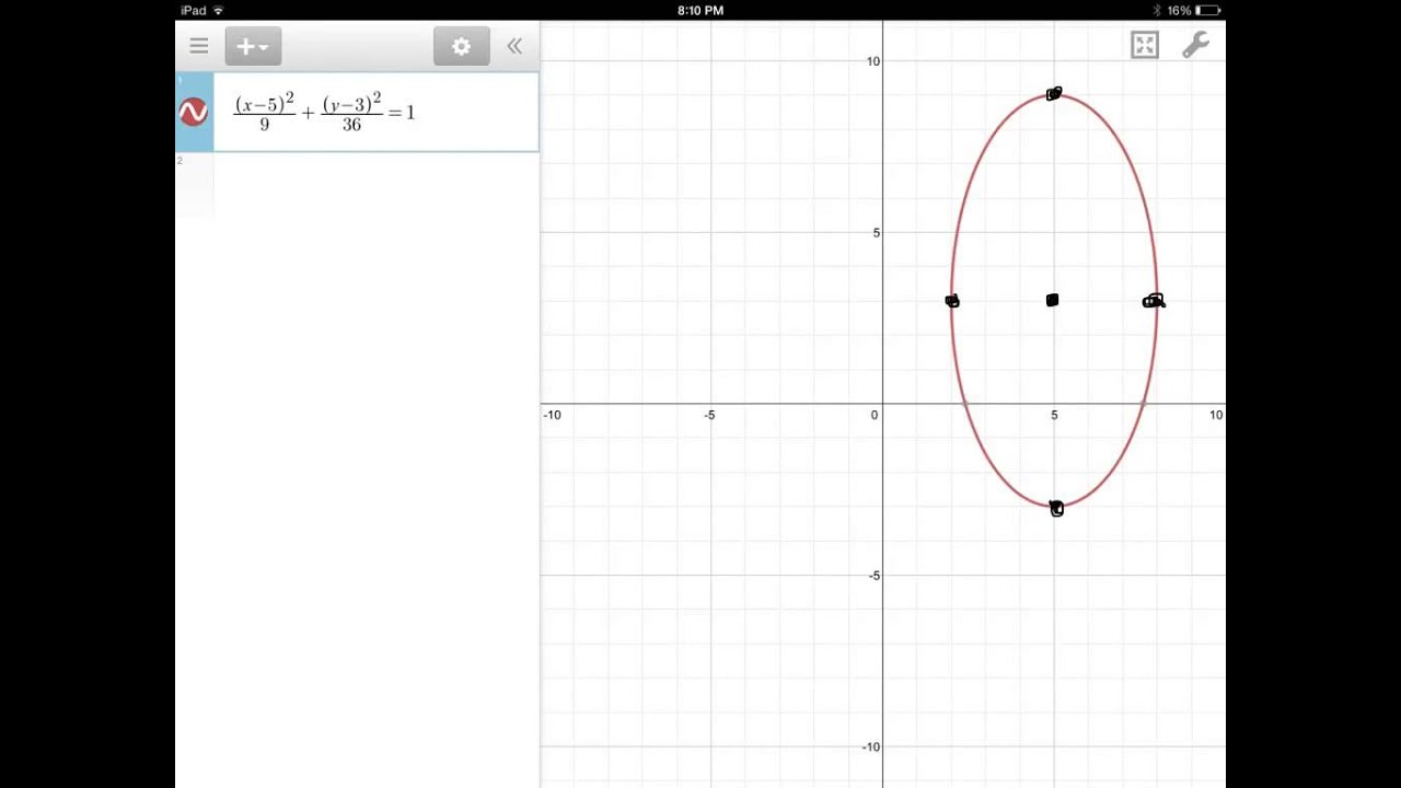 how to draw eyes in desmos