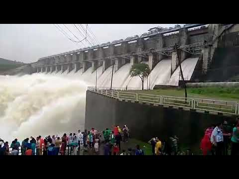Hirakud Dam Video Total Overview Youtube