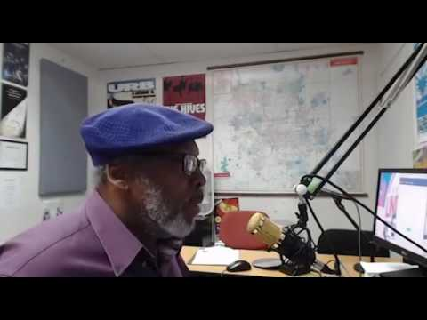 "E.T.""s GOSPEL OF JAZZ RADIO SHOW broadcast"