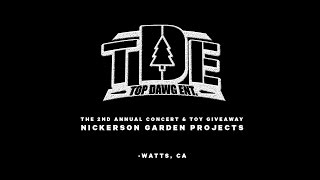 Baixar 2nd Annual Top Dawg Entertainment Concert + Toy Giveaway (Watts, CA)
