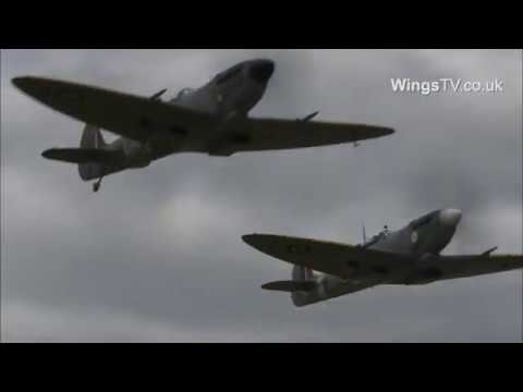 Eagle Squadron Crew Talk About The Legendary Spitfire