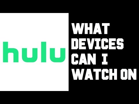 What Devices Can I Watch Hulu On? - Hulu Devices - Hulu What Devices Can I Watch On?
