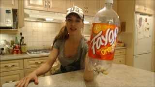 Faygo Orange Soda: What I Say About Food