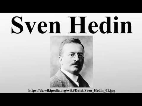 Sven Hedin