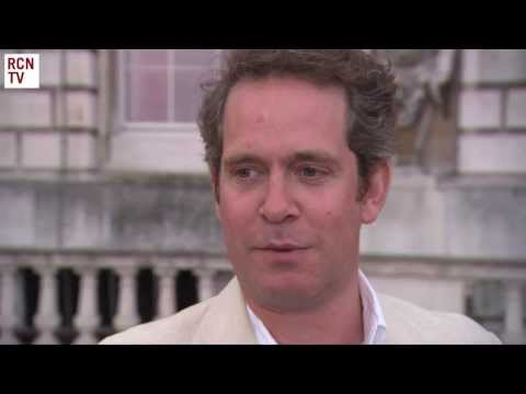Tom Hollander Interview About Time Premiere