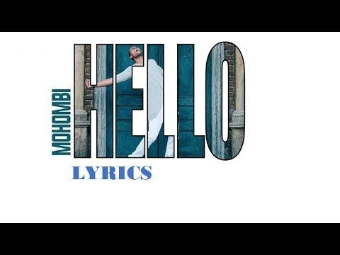 Mohombi - Hello (Lyrics)