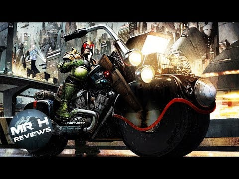 Dredd TV Series  Everything We Know So Far & Hopes