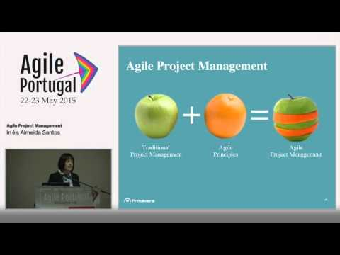 """Agile Project Management"" by Inês Almeida Santos"