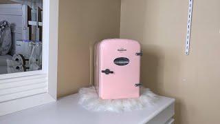 Episode 2: Unboxing! Koolatron - Retro Mini Thermoelectric Cooler - Skin Care Fridge