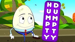 Шалтай-Болтай сидел на стене | рифма в россии | стихотворение для ребенка | Humpty Dumpty Rhymes