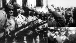 """""""El Ejército Rojo, el más fuerte de todos"""". Imágenes de archivo"""