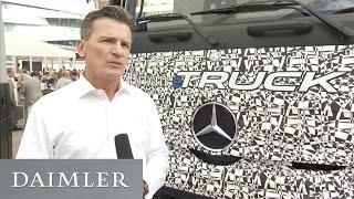 Daimler eTrucks Campus 2016 | Statements Dr  Wolfgang Bernhard