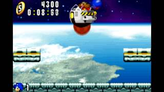 Let's Play Sonic Advance 005: Sonic in Space...Again...