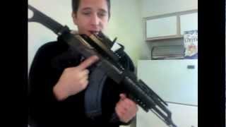 new rail ak 47 update and gun laws