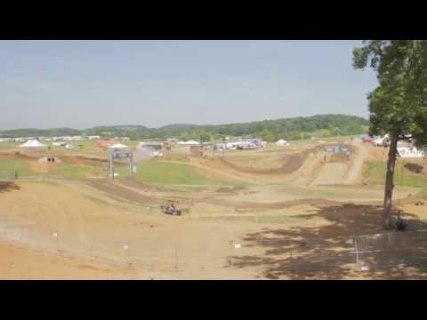 2013 Muddy Creek Pro Motocross Press Day