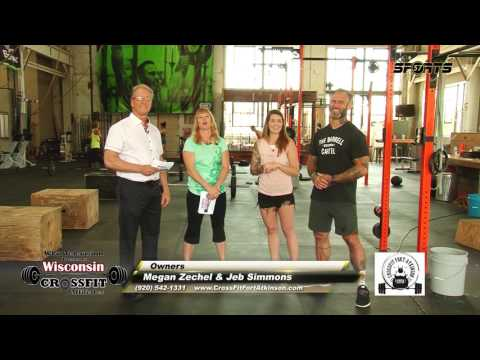 WI57 Television Presents Wisconsin CrossFit Affiliates   CrossFit Fort Atkinson   06/14/17