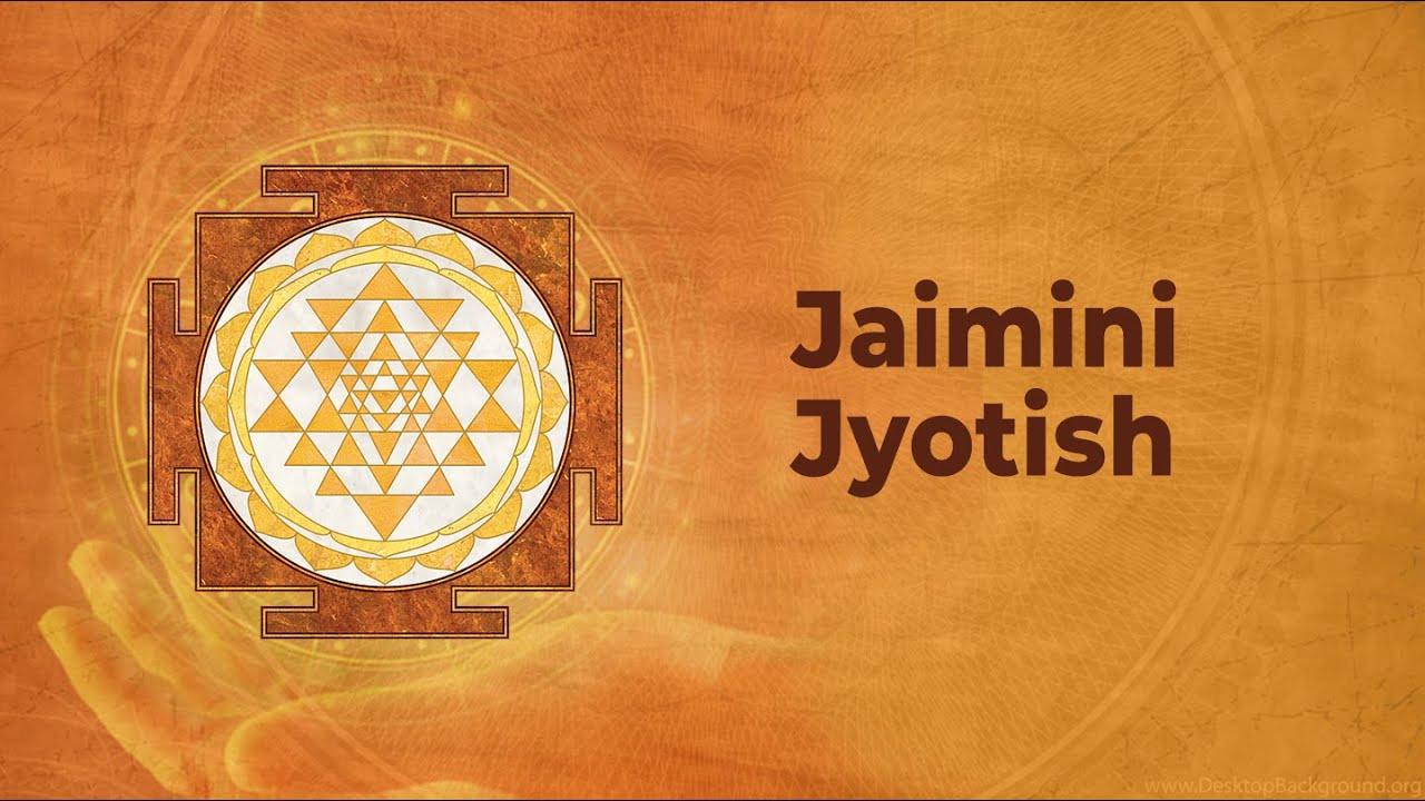 Jaimini jyotish basic concepts related to jaimini astrology
