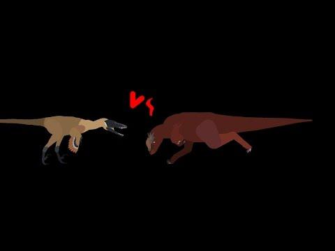 MBA: velociraptor vs stygimoloch + announcement