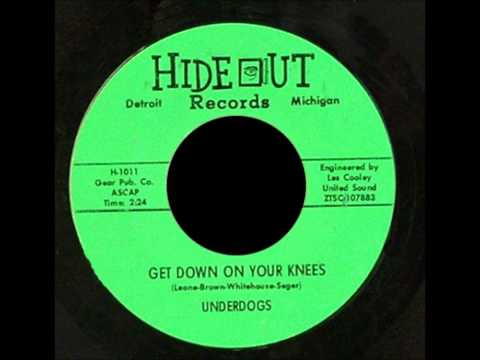Get Down On Your Knees - Underdogs